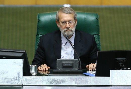 لاریجانی: میخواهند دل مردم را خالی کنند اما موفق نمیشوند