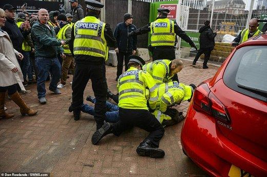 پس از کور شدن یک جلیقه زرد، اعتراضات خیابانی دست جوان معترض دیگری را قطع کرد
