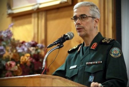 Top military commander: Iran not seeking permission from anyone to boost its defensive power