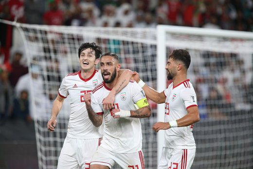 Iran into quarter-finals with solid performance against Oman