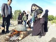 مراسم سوت آشی شهرستان کمیجان ثبت ملی شد