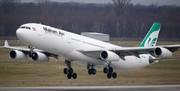 رویترز:آلمان مجوز شرکت هوایی ماهان را لغو کرد