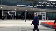 نتانیاهو فرودگاه جدید در نزدیکی اردن افتتاح کرد