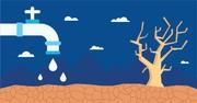 نیمی از جمعیت ایران تا سال ۱۴۰۰، در معرض تنش آب شرب