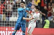 بیرانوند یکی از 10 بازیکن برتر مرحله یک هشتم نهایی جام ملتهای آسیا/عکس
