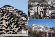 تهران چند خانه لاکچری دارد؟/خانهها بالای ۵۰۰متر