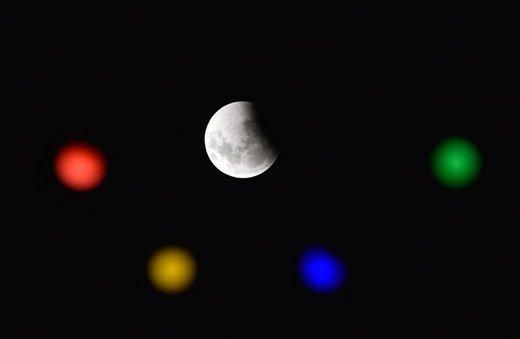ماه گرفتگی در اروگوئه