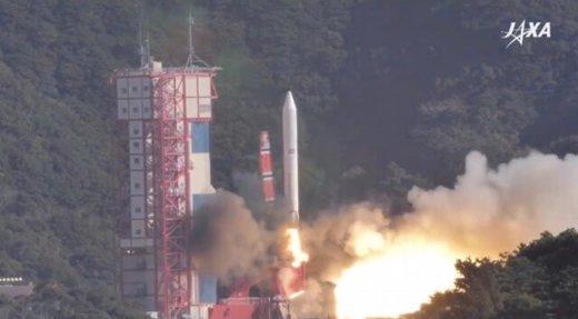 ژاپن چگونه با یک موشک ۷ ماهواره به فضا پرتاب کرد؟