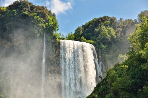 سفر به مارموره ؛ بزرگترین آبشار دستساز جهان