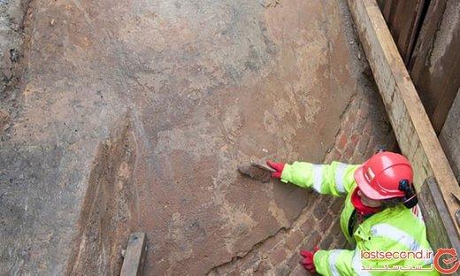کشف یخدان فراموش شده قرن هجدهمی در لندن