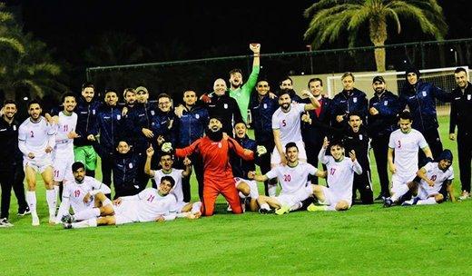 با پیروزی مقابل میزبان؛امید ایران قهرمان تورنمت قطر شد