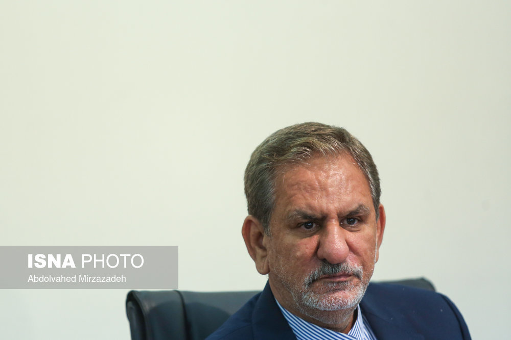 جهانگیری: کشورهای متعددی علاقمند خریداری نفت ایران هستند