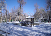 بام ایران سردترین مرکز استان اعلام شد