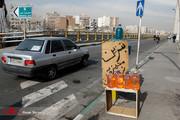 تصاویر | دستفروشی بنزین در خیابانهای تهران!