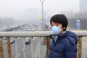 ارتباط سطح خوشحالی با میزان آلودگی هوا