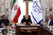 Iran's parliament speaker calls Warsaw meeting show of foes