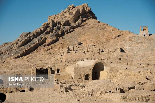 در اطراف شهرستان سربیشه استان خراسان جنوبی روستاهای زیادی هستند که به علت خشکسالی خالی از سکنه شدهاند