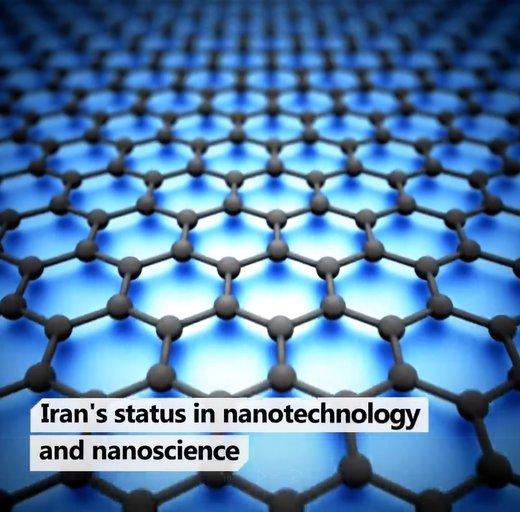 Iran's status in nanotechnology and nanoscience