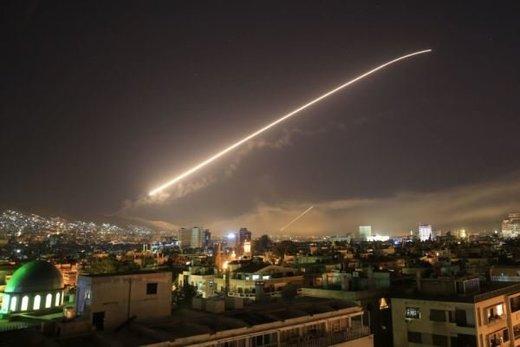 ایرانیها در حملات اخیر اسراییل به سوریه شهید شدند؟