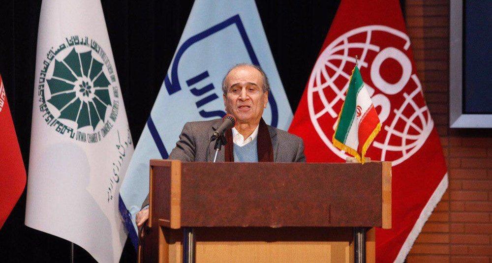 اتاق بازرگانی مشترک ایران و ترکیه به ارومیه منتقل میشود