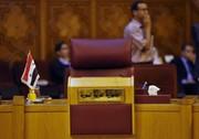 فرش قرمز ابوظبی برای مقامات سوریه
