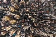 تصاویر | هنگ کنگ را از آسمان ببینید