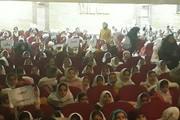 برگزاری جشنواره فراگیری نخستین واژه آب در کانون آراز پارس آباد