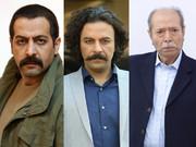 گریم بازیگران سریال «برادر جان»/ از مارال فرجاد و علی نصیریان تا حسام منظور/ عکس