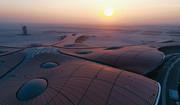 تصاویر | ساخت بزرگترین فرودگاه جهان در چین