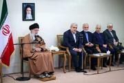 تصاویر | دیدار جمعی از محققان با رهبر انقلاب