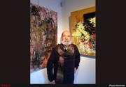 مردی که مکتب نوین نقاشی ایران مدیون اوست