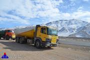 ۱.۷۰۰.۰۰۰ لیتر سوخت به مناطق سردسیر و صعبالعبور لرستان ارسال شد