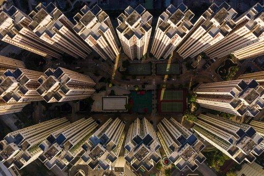 املاک مسکونی در هنگ کنگ