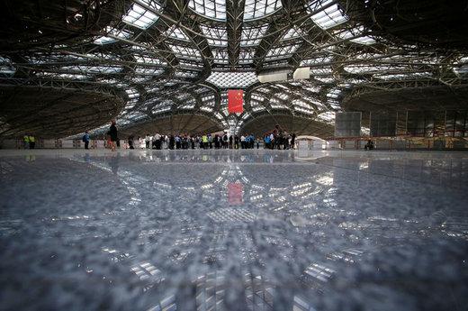 ساخت فرودگاه بینالمللی داشینگ پکن