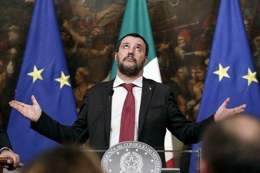"""وزیر ایتالیایی: مکرون """"افتضاح"""" است!"""