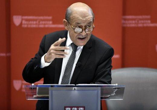فرانسه: کانال مالی اروپا با ایران در روزهای آینده راهاندازی میشود