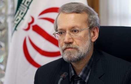 لاریجانی: بعید است آمریکاییها اجازه حل مسأله تروریسم را بدهند