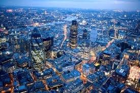 نمایی از لندن