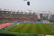 فیلم   تشویق خاص هواداران تیم ملی کره