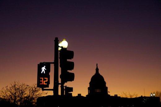 سی و دومین روز تعطیلی دولت آمریکا در  واشینگتن