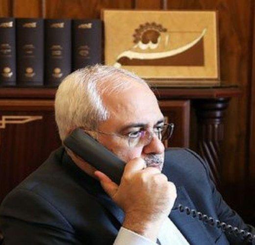 تماس تلفنی ظریف با وزیر خارجه ونزوئلا