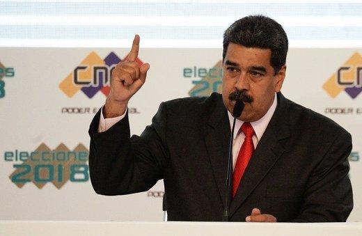 اولتیماتوم مادورو به رقبا: با کودتاچیان میجنگیم