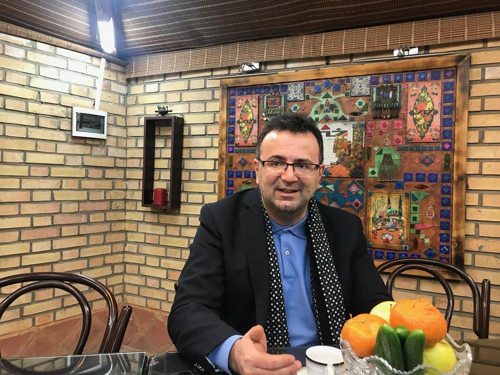 جنجال صهیونیستها بر سر ملاقات یک دیپلمات ایرانی