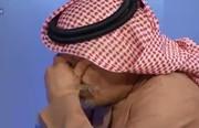 فیلم | غش کردن کارشناس اماراتی روی آنتن زنده از هیجان پیروزی تیمش!