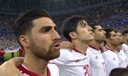 فیلم | واکنش رشیدپور به بازیکنانی که سرود ملی را اشتباه خواندند!