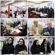 غرفه شهرداری رشت برگزیده نمایشگاه هفته پژوهش سال ۱۳۹۷ استان گیلان شد