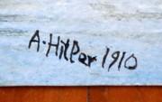 حراج ناموفق نقاشیهای جعلی هیتلر