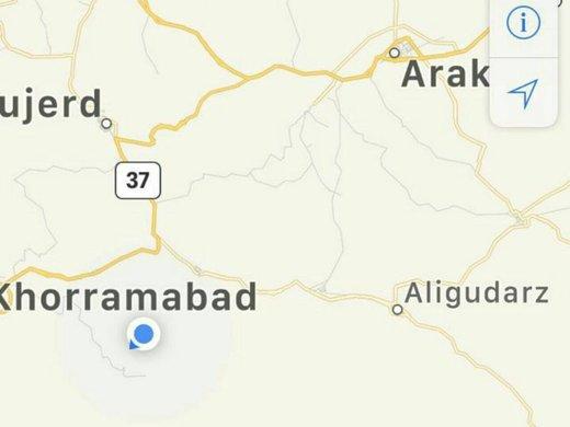 قطار تهران به خوزستان از ریل خارج شد؛ مسافران در سرما ماندهاند