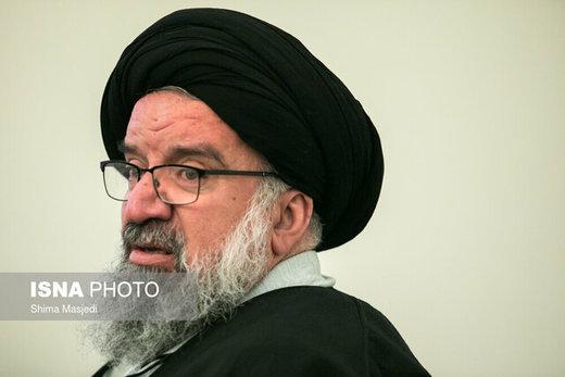 هشدار احمد خاتمی درباره یک تهمت بزرگ به نظام اسلامی /مداحان سخنی نگویند که مشکل ساز شود