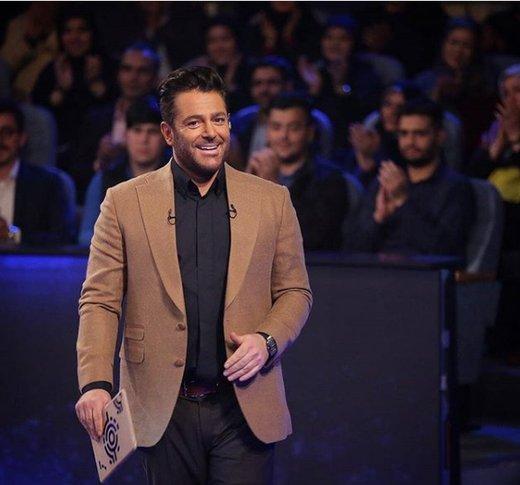 برنامه نوروزی محمدرضا گلزار در شبکه ۳
